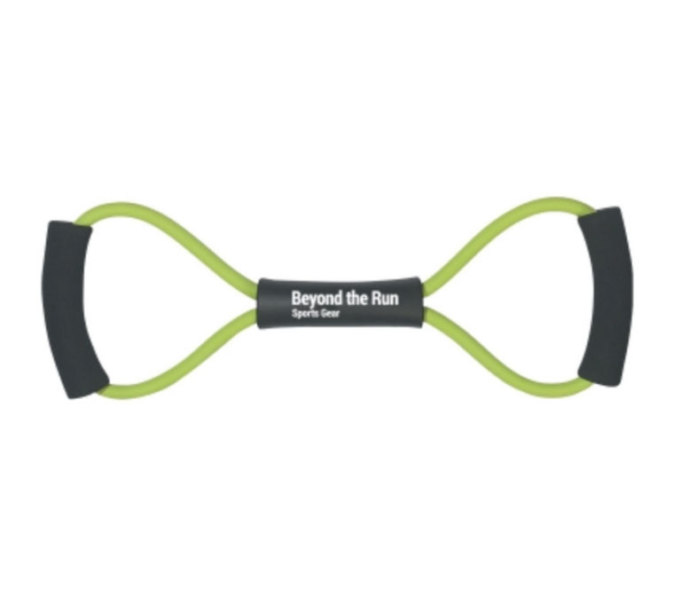 branded exercise band