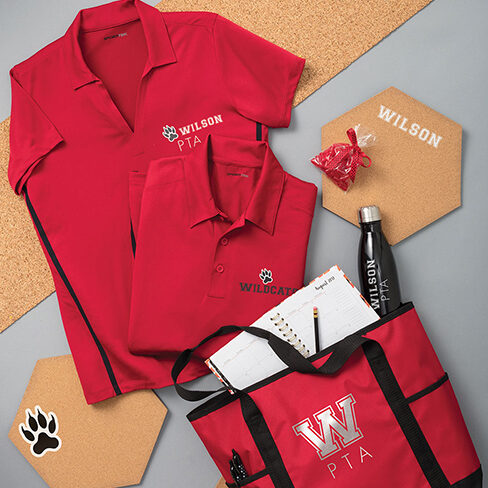 PTA fundraising promotional items